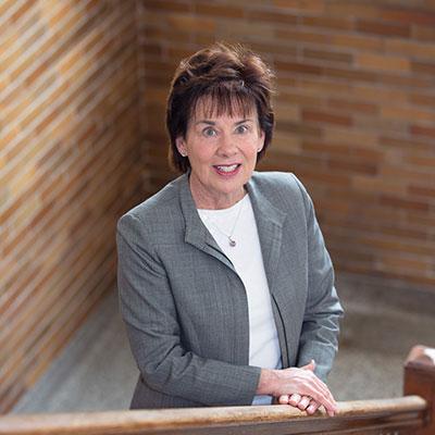 Headshot of Phyllis Rowland